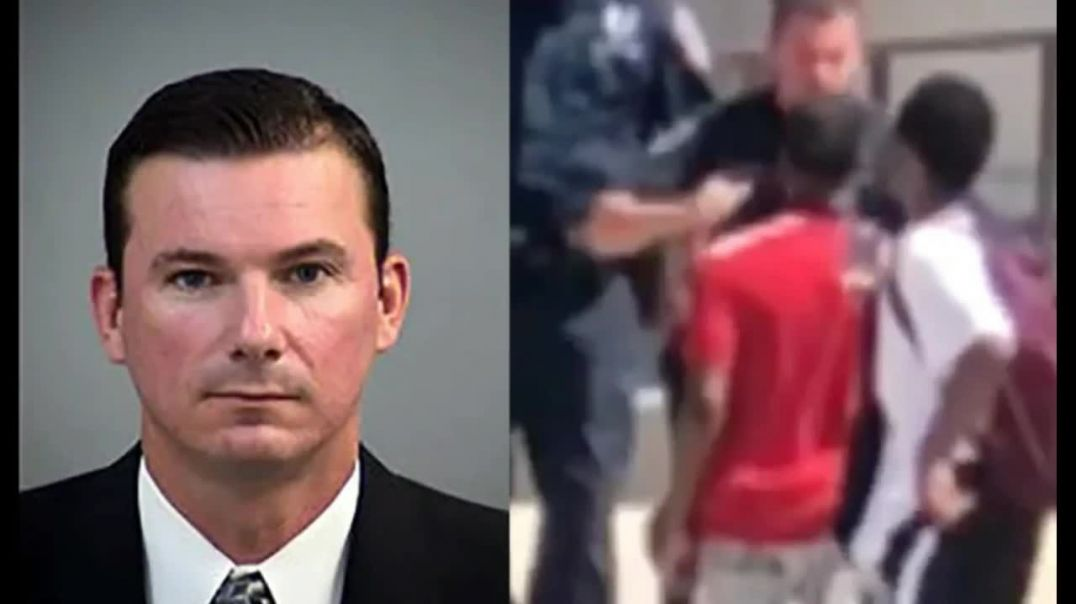 Savage Cop Charged For Punching Black Student and Lying About It