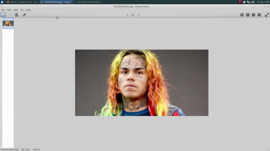 6ix9ine is a Government Agent
