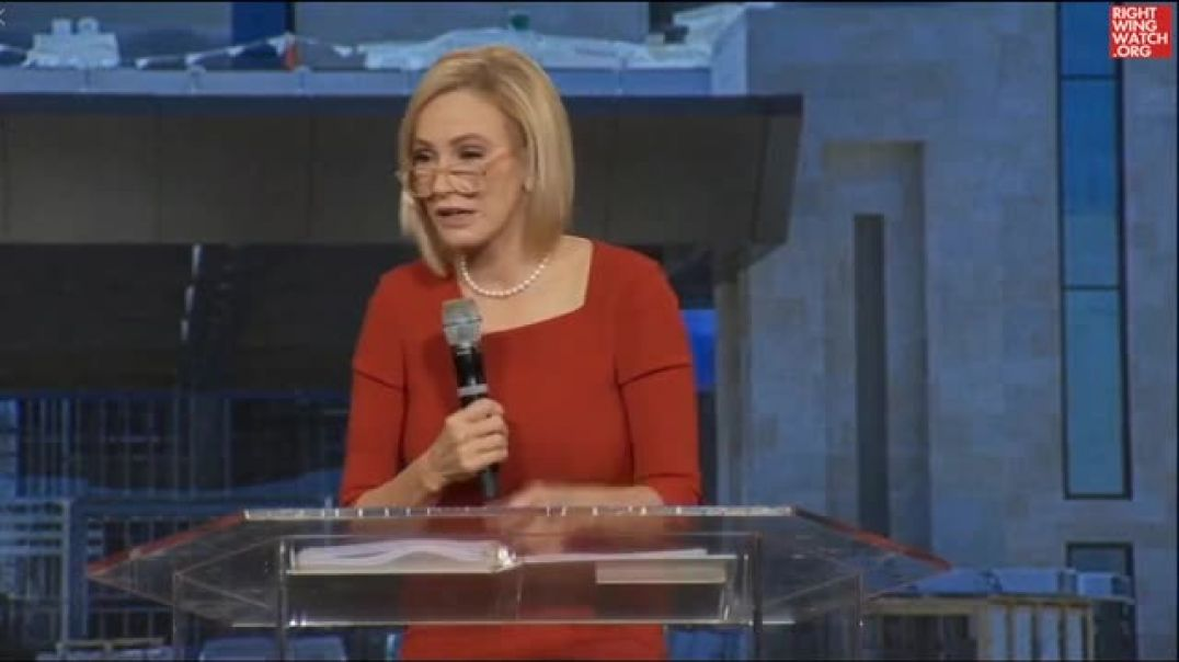 Paula White Dedicates the White House as Holy Ground Sanctified by The Superior Blood of Jesus.mp4