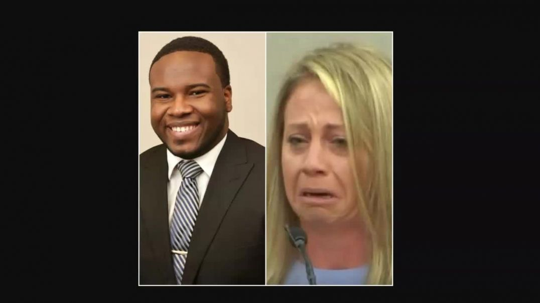 Amber Guyger only gets 10 YRS.mp4