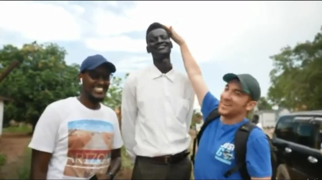 South Sudan Dinka Tribe Dubbed The Tallest Group Of People In The World
