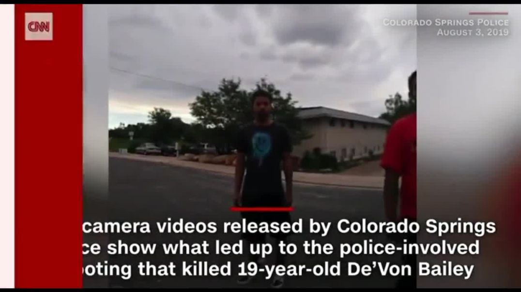 Grand Jury Rules Cop Who Shot 19 Yr Old In The Back Will Not Be Charged