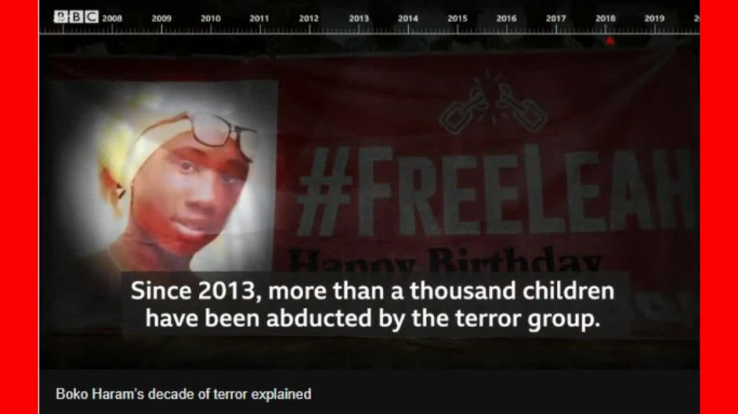 11 Nigerian Christians Beheaded by Islamic State Group Video Release Showed