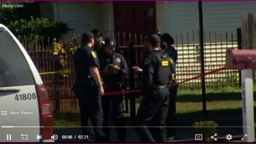 Disabled Vet and Cousin Stabbed To Death Son A Person Of Interest