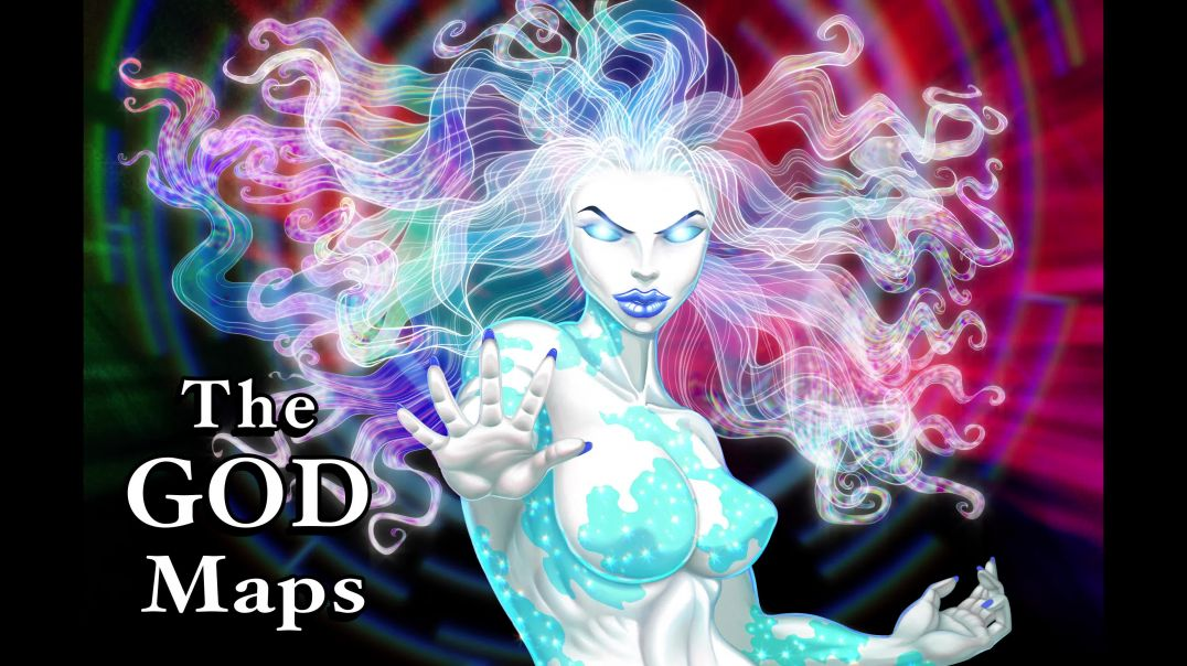 THE GOD MAPS - Silectra Villainess Motion Graphic