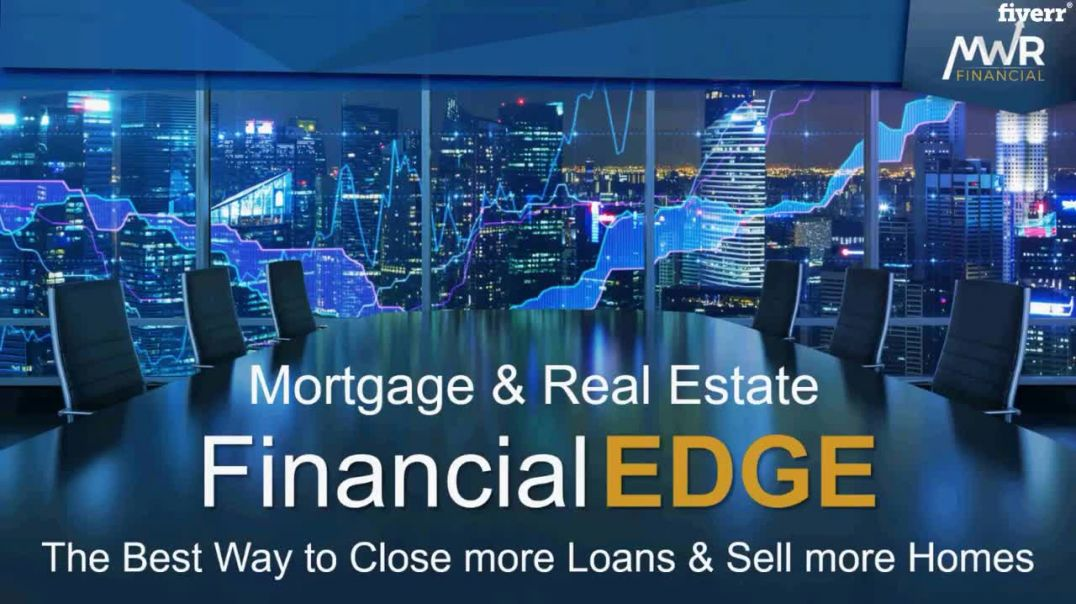 Financial Edge for Mortgage & Real Estate PROS