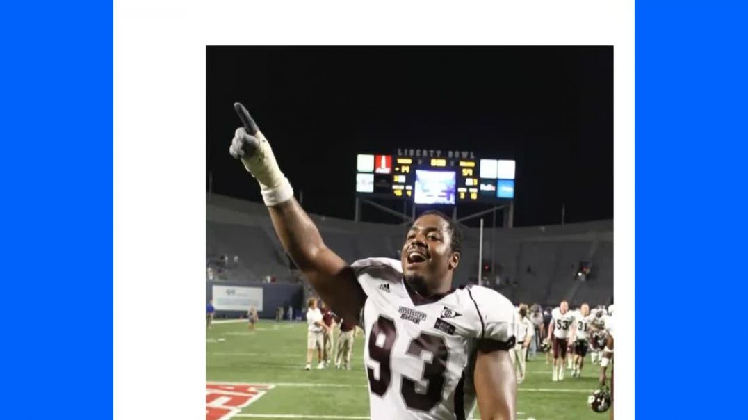 Former Mississippi State Football Player 27, Found Dead In Lake In Mississippi