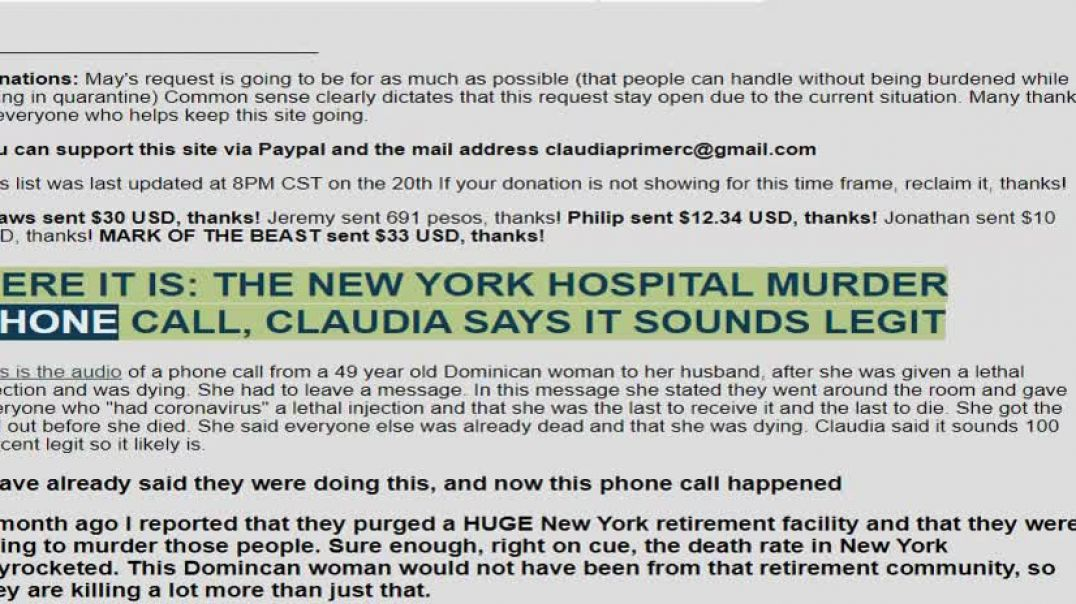 THE NEW YORK HOSPITAL MURDER PHONE CALL -  reported by a journalist2.mp4