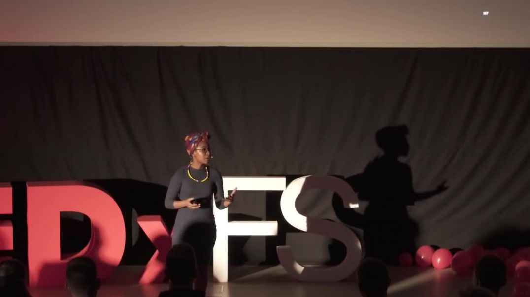 """""""We are the ones we've been waiting for"""" Farai Mubaiwa Ted Talk"""