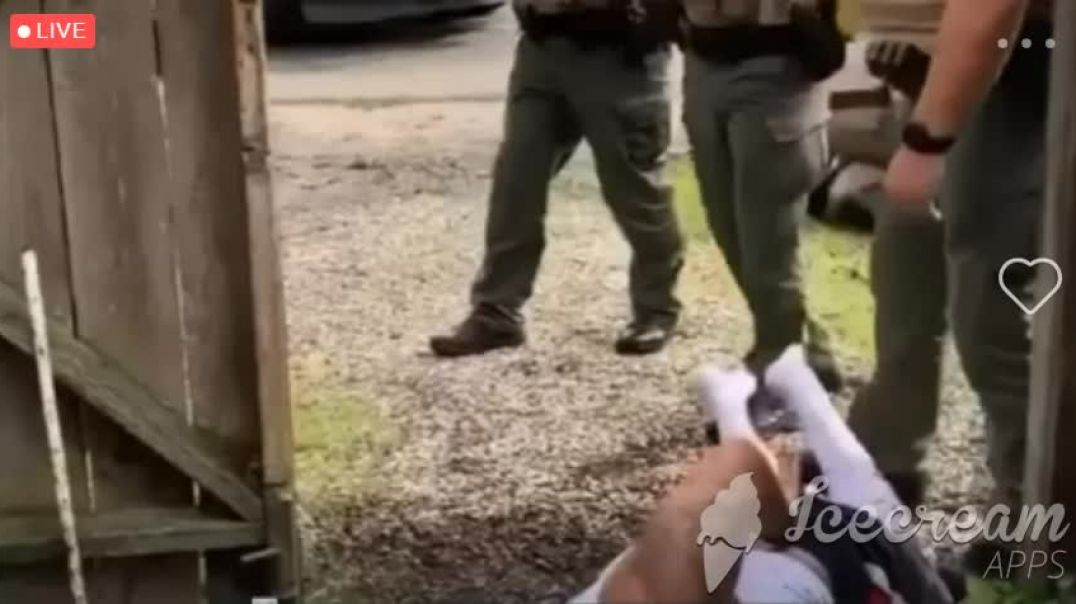 Cops Allow Police Dog To Maul Young Man That Allegedly Had A Warrant