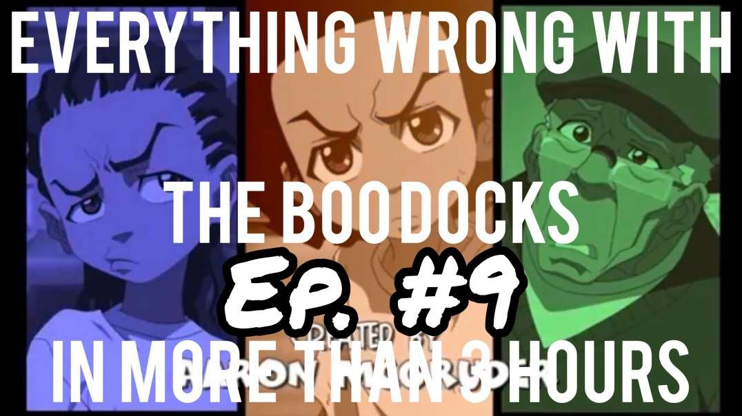 EWW The Boondocks: Episode 24 (Invasion of the Katrinians) (Made in 2017)