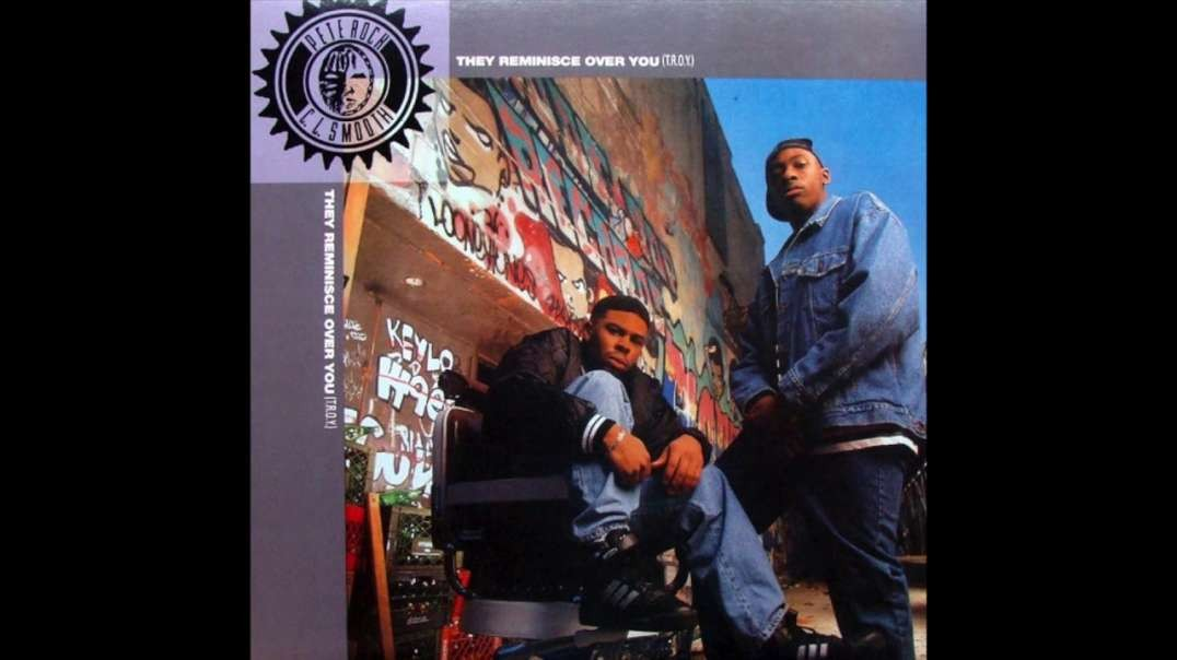 Pete Rock & CL Smooth - ''They Reminisce Over You (T.R.O.Y)'' [Music Video]