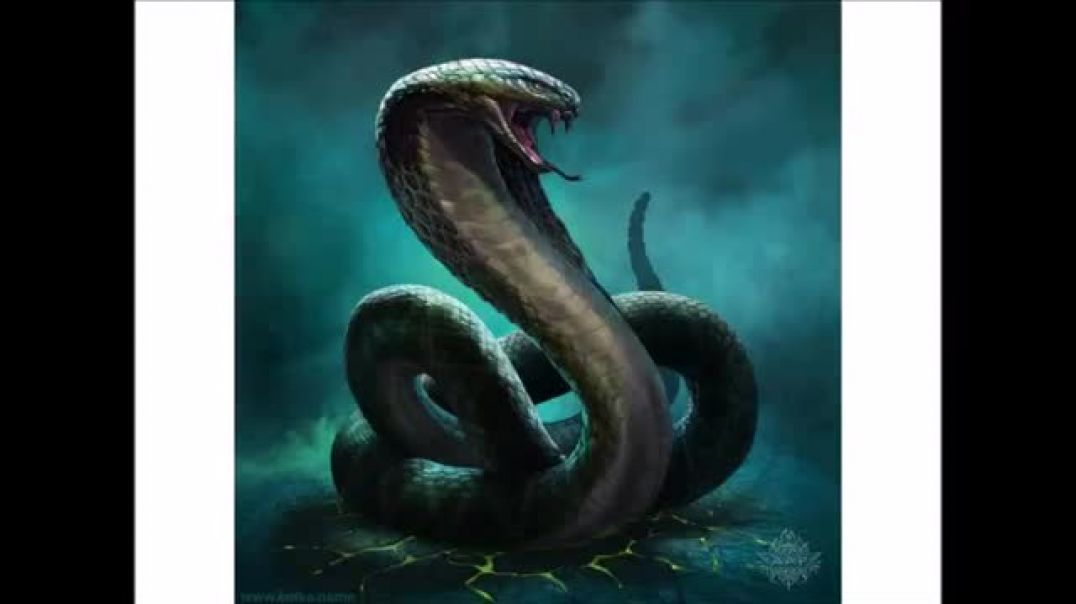 Nuben Menkarayzz - Why The Beast Really Teaches That The Serpent Is Evil In His Religions