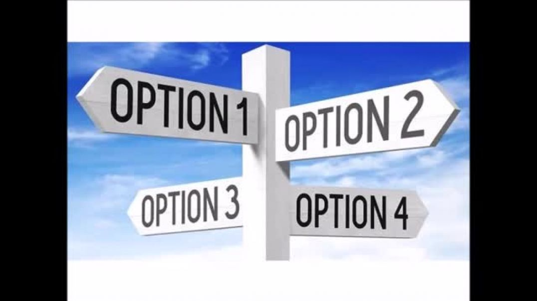 Nuben Menkarayzz - Why The Illusion Of Options Will Constantly Destroy Our People