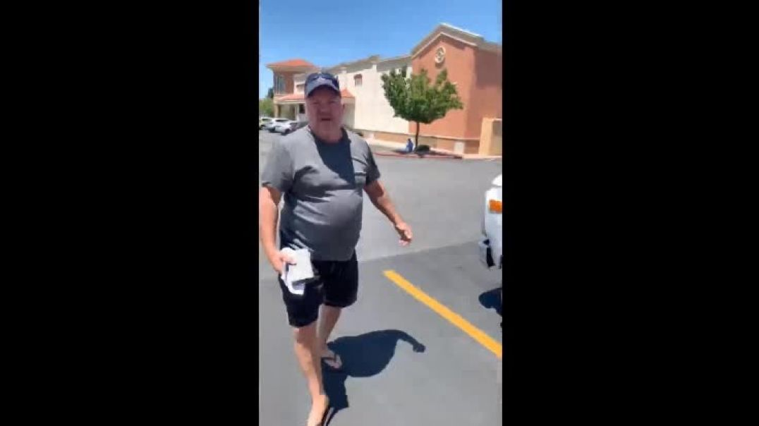 Racist Billy Bob Savage Called Black Employee N****r  In His Business Truck