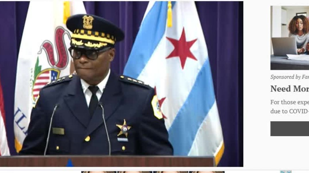 Chicago Deputy Chief Police Officer Commits Suicide After Being Promoted In Rank