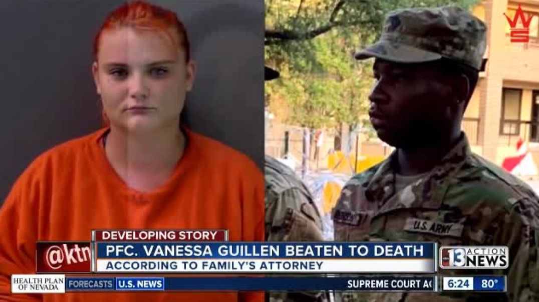 Crazy Azz Negro Soldier and Ugly Azz Becky Brutally Murdered Female Soldier