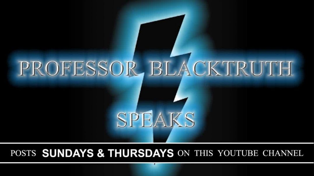 Professor Black Truth - Weakness Against Anti-Black Violence Only Emboldens White Supremacy