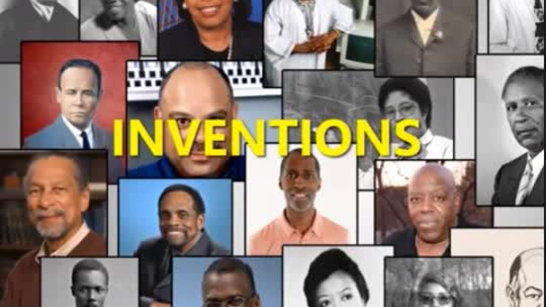 Hidden Black Inventors Of The 20th and 21st Century  [Vol. 1]
