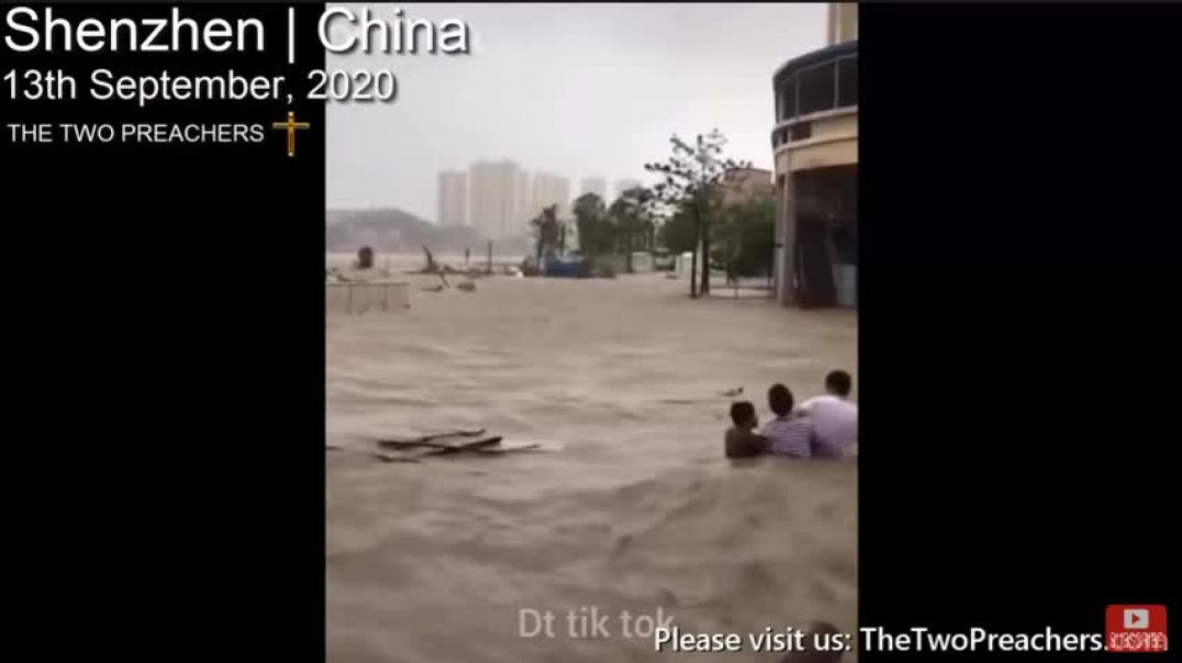 Destruction In China Continues