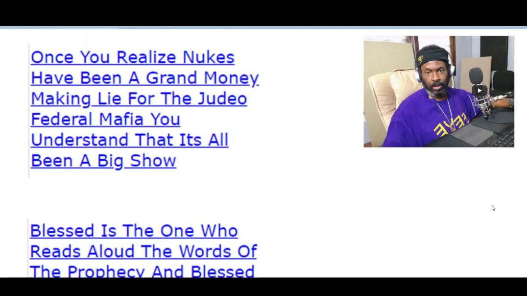 Double Edge Dagger Quick Hitter 9 Attacked by Thousands – Nuke Lies – Read Aloud - Fake Gov