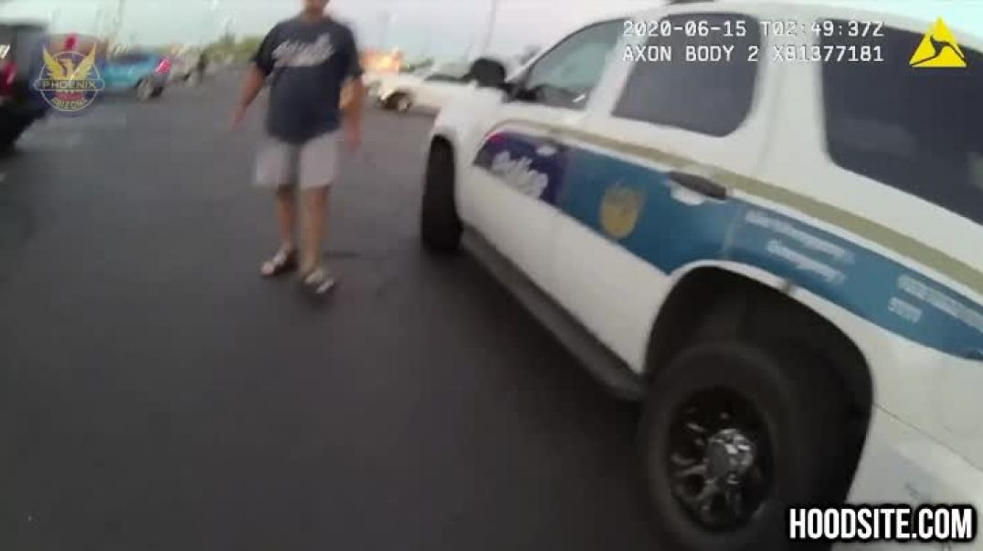 Crazy As Hell Arizona Man Charges Cop With  A Knife Threatens To Slit Her Throat