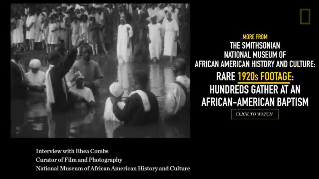 Rare 1920s Footage_ All-Black Towns Living the American Dream