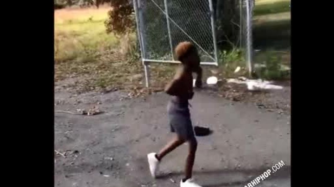 Parents Allow Minime Boxing Sparring Partners To Show Off Their Self Defense Skills