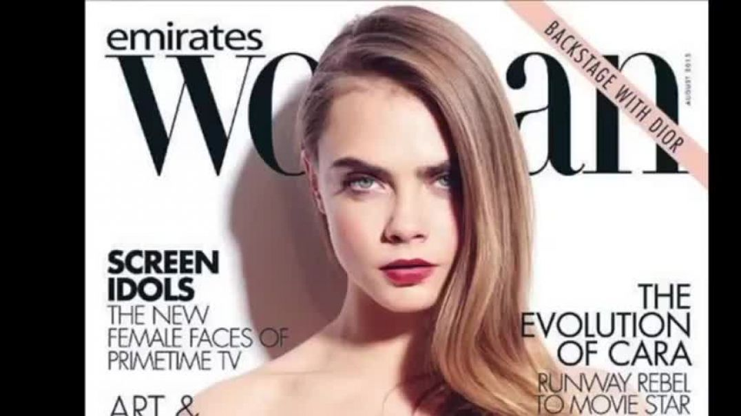 Cara Delevingne and the Army of the Transpocalypse
