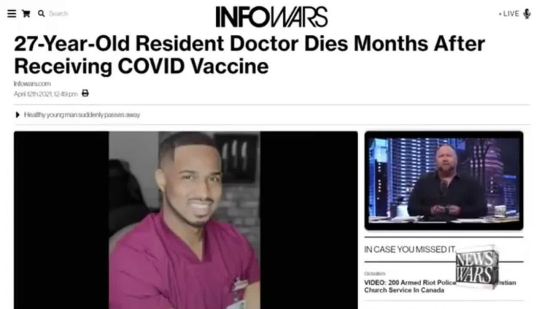 COVID-19 VACCINE DEATH COUNT CONTINUES TO RISE