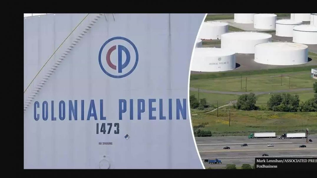 The Colonial Pipeline incident
