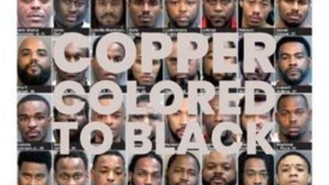 Nuben Menkarayzz - From Copper Colored To Colored To Black People