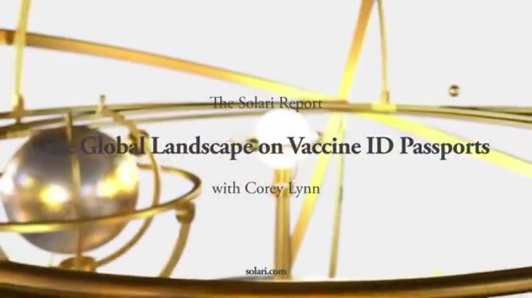 Why Vaccine ID Passports Must Be Prevented